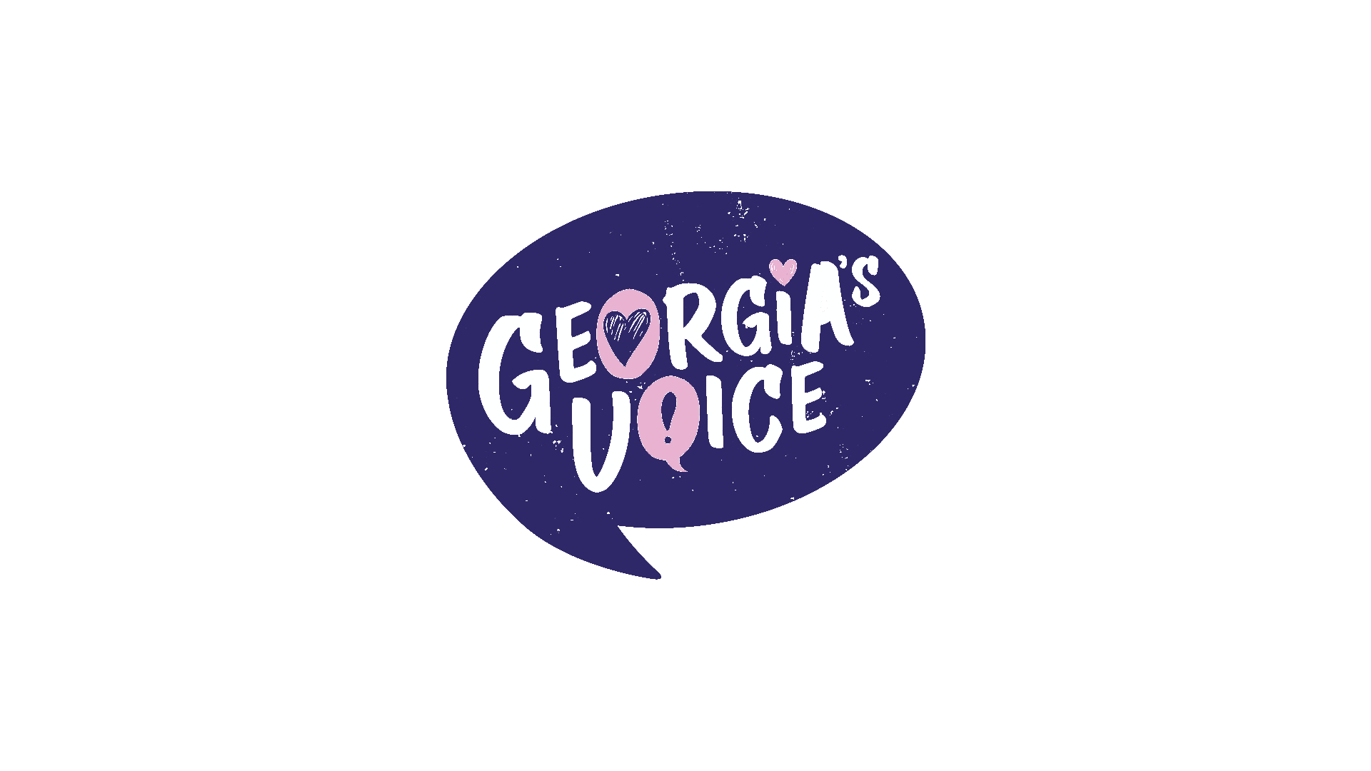 Logo for Georgia's Voice